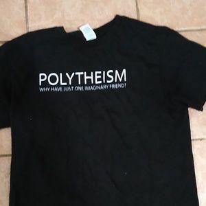 Tops - Polytheism t-shirt